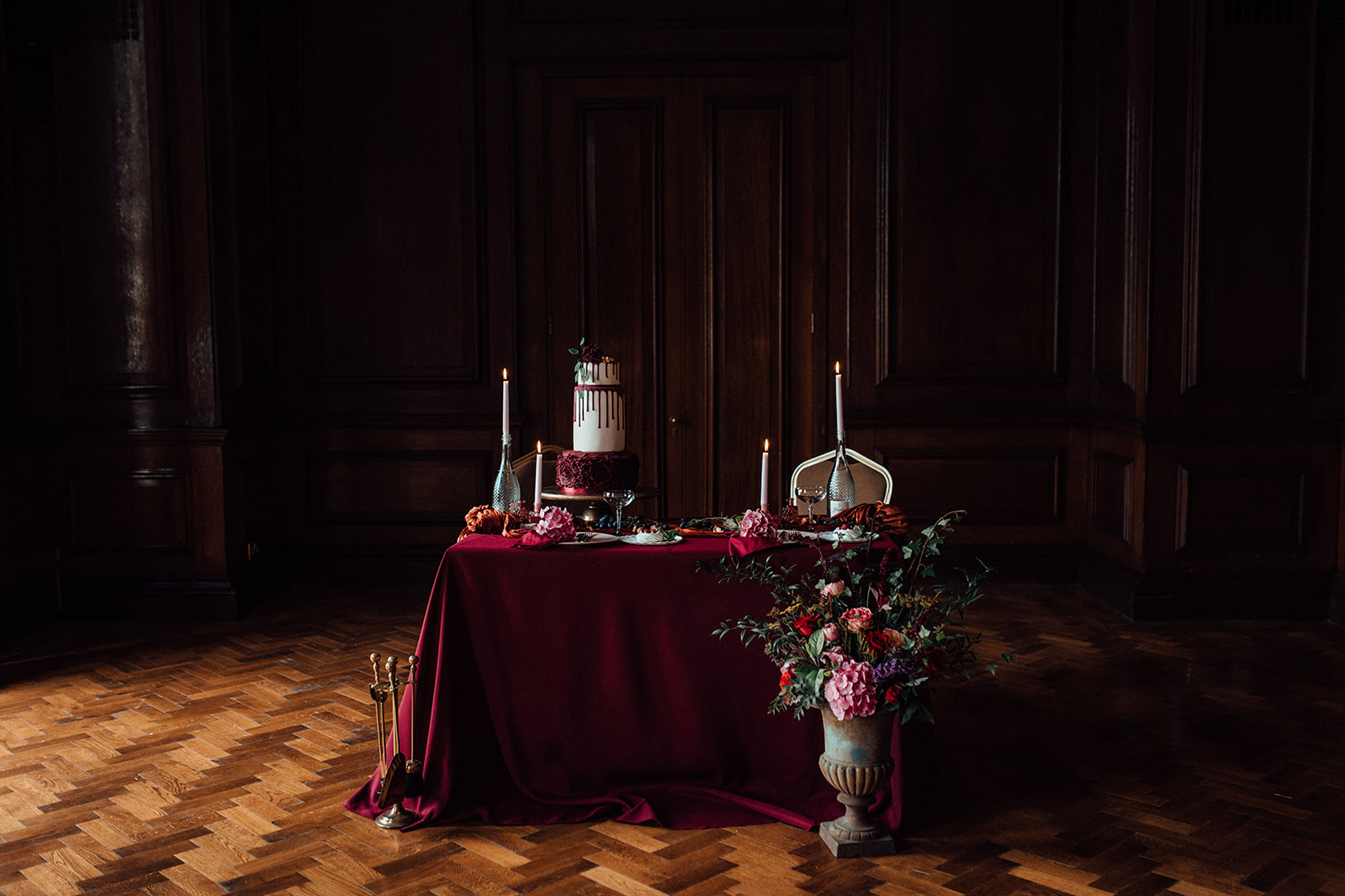 To Be Revealed Modern Victoriana Shoot landscape 5